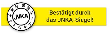 NattoPlasmin - Bestätigt durch das JNKA-Siegel