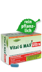 Vital G MAX<sup>®</sup> Ultra <span>- Arginin-Potenz-Tabletten</span>