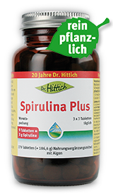 Spirulina Plus