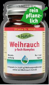 Weihrauch 3-fach Komplex