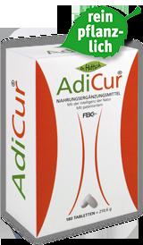 AdiCur ®   - Ballaststoff-Tabletten