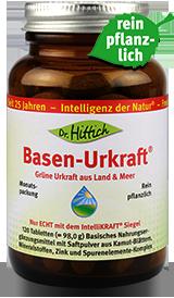 Basen-Urkraft ®   - Säure-Basen-Tabletten