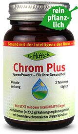 Chrom Plus  - Tabletten