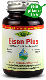 Eisen Plus  - Eisen-Tabletten