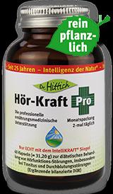 Hör-Kraft Pro  - Ginkgo-Gehör-Kapseln