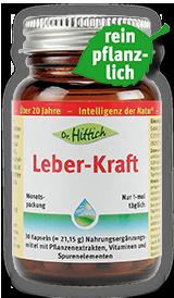 Leber-Kraft  - Leber-Kapseln