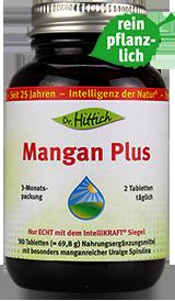 Mangan Plus  - Tabletten