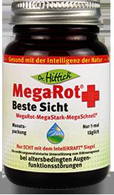 Mega-Rot ®  Beste Sicht  - Kapseln