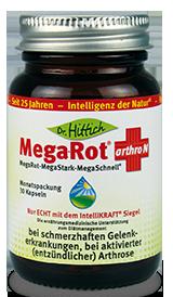 Mega-Rot ®   arthro N   - Omega-3 Gelenk-Kapseln
