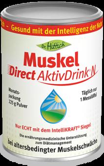 Muskel Direct AktivDrink N  - Collagen-Peptide