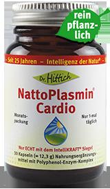 NattoPlasmin ®  Cardio  - Nattokinase-Herz-Kapseln