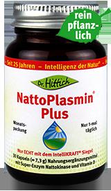 NattoPlasmin ®  Plus  - Nattokinase-Kapseln
