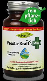 Prosta-Kraft  Intenz N   - Prostata-Kapseln