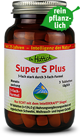Super S Plus  - MSM-Tabletten