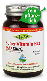 Super Vitamin B12  - Tabletten
