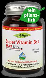 Super Vitamin B12  - Tabletten