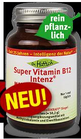 Super Vitamin B12 Intenz  - Tabletten