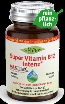 Super Vitamin B12 Intenz ®   - Tabletten