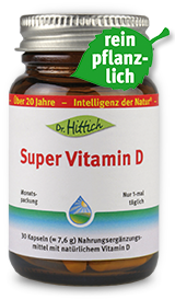 Super Vitamin D  - Kapseln