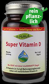 Super Vitamin D  Kapseln