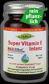Super Vitamin E Intenz  - Kapseln