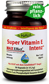 Super Vitamin E Intenz ®   - Kapseln