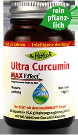 Ultra Curcumin  - BCM-95 Voll-Spektrum-Curcumin