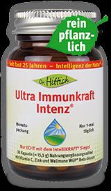 Ultra Immunkraft Intenz ®   - Beta-Glucan-Kapseln