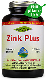 Zink Plus  - Tabletten