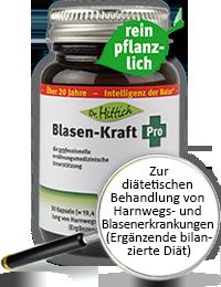 Blasen-Kraft Pro  - Kürbisextrakt-Kapseln