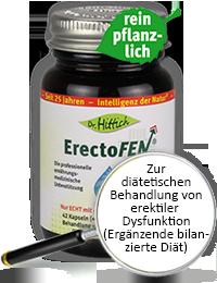 Erecto FEN  ®   - Testosteron-Potenz-Kapseln