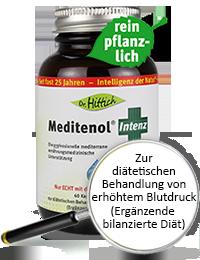 Meditenol ®   Intenz   - Olivenöl-Kapseln