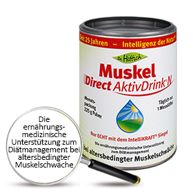Muskel Direct AktivDrink N  - Collagen-Peptide
